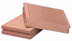Wood Plastic Composite patio floor