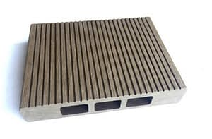 Wood Plastic Composite WPC siding floor for Pergola or Shading system