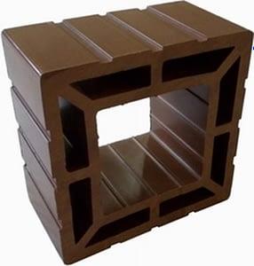 Wood Plastic Composite WPC Pergola for Shading