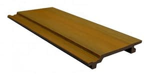 Wood Plastic Composite roofing celling