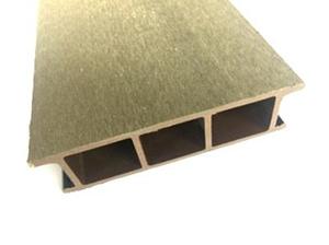 Wood Plastic Composite Insulation Panel