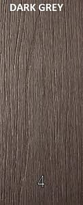 WPC Dark Grey color wood plastic composites