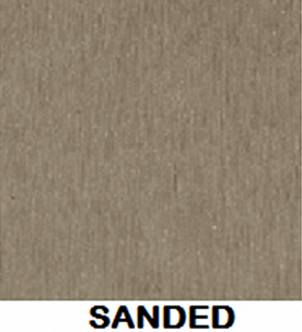 Wood Plastic Composite Surface Texture Finish Sanded
