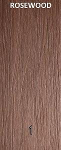 WPC Rose Wood color wood plastic composites
