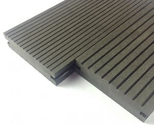 Solid Wood plastic composite for decking, pier, patio, floors
