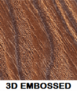 Wood Plastic Composite Surface Texture Finish 3d Embossed