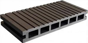 Wood Plastic Composite Deck floor