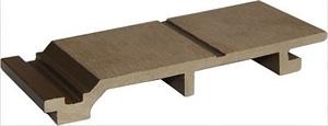 Wood Plastic Composite Cladding