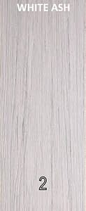 WPC White Ash color wood plastic composites